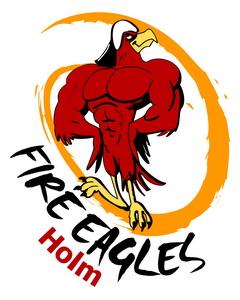 Jugendfeuerwehr Holm - Die Kinder gaben sich den Namen 'Fire Eagles'